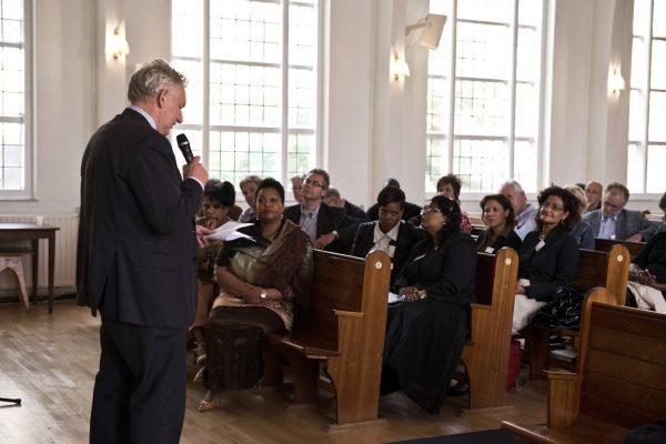 Kerkleider Klaas van der Kam