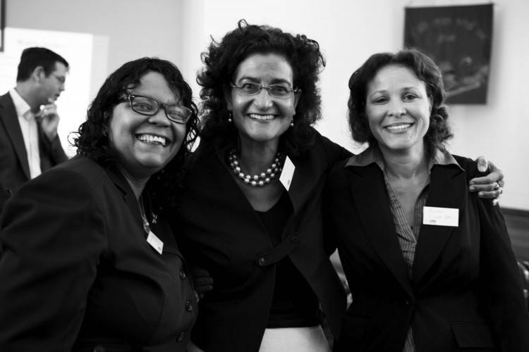 Cynthia Ortega, Kathleen Ferrier en Rhoïnde Mijnals-Doth