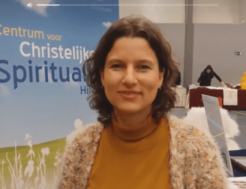 Christelijk en spiritueel op de Paraview beurs. Een vlog met een luchtje…