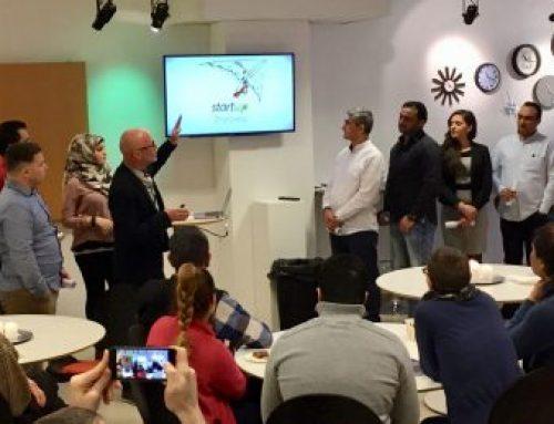 Migranten helpen ondernemingen te starten – BAM congres